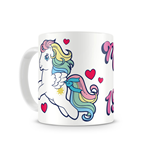 My Little Pony Taza Made In 1983