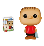 Peanuts POP! Animation Vinyl Figura Linus 9 cm