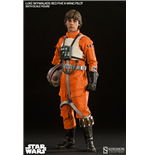 Star Wars Figura 1/6 Luke Skywalker Red Five X-wing Pilot 30 cm