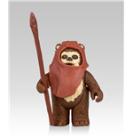 Star Wars Figura Jumbo Vintage Kenner Wicket 16 cm