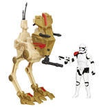 Star Wars Episode VII Vehículo con Figura 2015 Assault Walker Exclusive