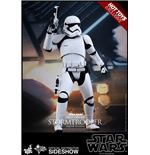 Star Wars Episode VII Figura MMS 1/6 First Order Stormtrooper Squad Leader Exclusive 30 cm