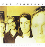 Vinilo Foo Fighters - Live In Toronto   April 3  1996