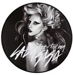 Vinilo Lady Gaga - Born This Way (Picture Disc)