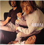 Vinilo Nirvana - Live At Pat O' Brian Pavillion Del Mar  Ca  December 28th  1991