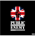 Vinilo Public Enemy - Live From Metropolis Studios (2 Lp)