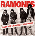 Vinilo Ramones - Old Waldorf, San Francisco 31st January 1978