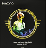 Vinilo Santana - Live At Cow Palace  Daly City  Ca 31 December 1977