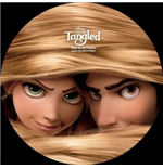 Vinilo Songs From Tangled (Picture Disc)