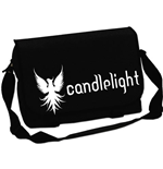 Bolso Messenger Candlelight Records 182311