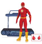 DC Comics Icons Figura The Flash (Chain Lightning) 15 cm