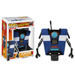 Borderlands POP! Games Vinyl Figura Blue Claptrap Limited Edition 9 cm