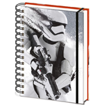 Star Wars Episode VII Libreta A5 Stormtrooper