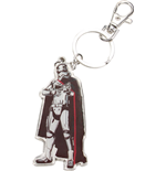 Star Wars Episode VII Llavero metálico Captain Phasma
