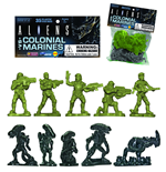 Aliens vs. Colonial Marines Pack de 35 Minifiguras Army Builder 5 cm