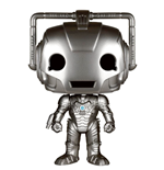 Doctor Who Figura POP! Television Vinyl Cyberman 9 cm