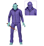 Viernes 13 Figura Jason Theme Music Edition (Classic Video Game Appearance) 20 cm