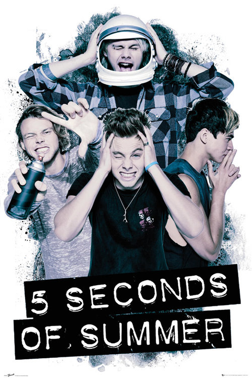 Póster 5 seconds of summer 183005