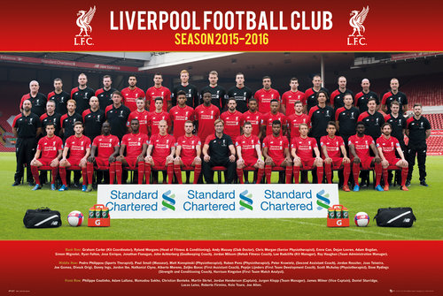 Póster Liverpool FC 183030