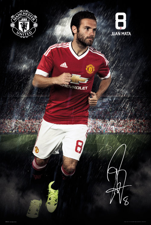 Póster Manchester United FC 183031