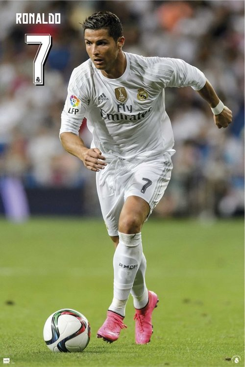 Póster Real Madrid 183036