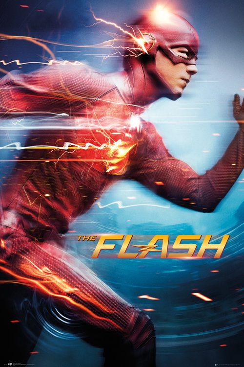 Póster Flash Speed