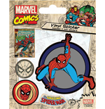 Marvel Comics Pegatina Vinilo Pack Spider-Man (10)
