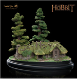 El Hobbit La desolación de Smaug Diorama The House of Beorn 24 cm