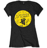 Camiseta 5 seconds of summer 183119