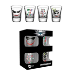 Vasos de Chupitos Batman The Dark Knight - Joker