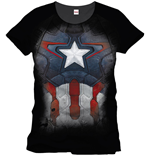 Camiseta Capitán America - Captain Suit