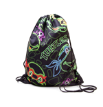 Bolso Teenage Mutant Ninja Turtles - Neon Style