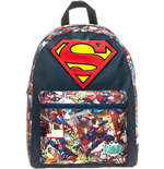 Mochila Superman  - Big Logo