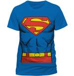 Camiseta Superman -  Body (unisex)