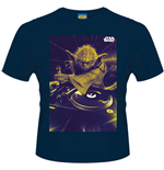 Camiseta Star Wars - Dj Yoda