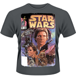 Camiseta Star Wars Comic