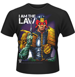 Camiseta Judge Dredd 183792