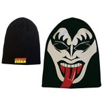 Gorro Kiss - The Demon German Logo