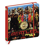 Libreta Beatles - Sgt Pepper