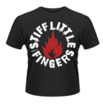 Camiseta Stiff Little Fingers  - Punk