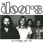 Vinilo Doors (The) - Live In Pittsburgh  May 2 1970