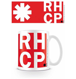 Taza Red Hot Chili Peppers 184647
