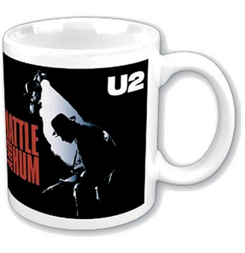 Taza U2 - Rattle And Hum
