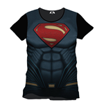 Camiseta Batman vs Superman Dawn of Justice - Superman Body