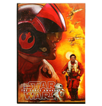Star Wars Episode VII Caja de 6 Libretas A5