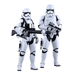 Star Wars Episode VII Pack de 2 Figuras Movie Masterpiece 1/6 First Order Stormtroopers