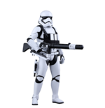 Star Wars Episode VII Figura Movie Masterpiece 1/6 First Order Heavy Gunner Stormtrooper 30 cm