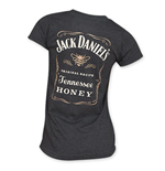 Camiseta Jack Daniel's Tennessee Honey de mujer