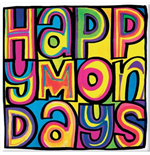 Imán Happy Mondays 185340