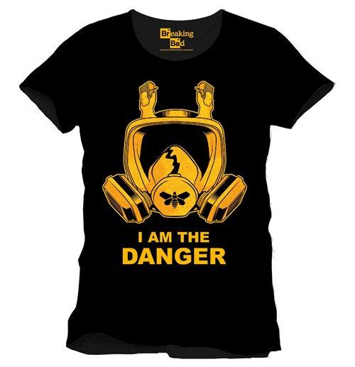 bf7734e6f Compra Camiseta Breaking Bad I Am The Danger Original